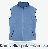 Kamizelka Polar Damska